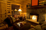 Oasis Home Log Cabin