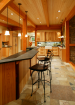 Oasis Log Cabin Kitchen 2