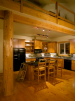 Oasis Log Cabin Kitchen 3