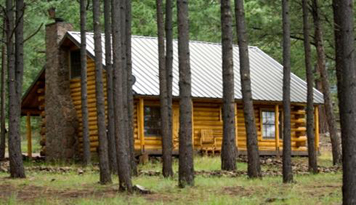 Oasis Log Home Packages